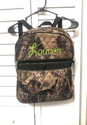 Camo mini backpack for Sale in Saint Petersburg, FL