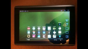 Iconia Acer Tablet for Sale in Dallas, TX
