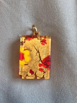 Murano glass pendant for Sale in Salt Lake City, UT