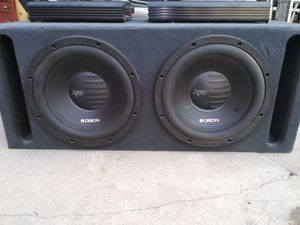 Subwoofers and amps for Sale in Jamul, CA