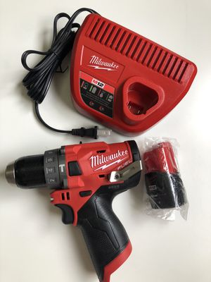 Milwaukee new kit hammer drill: fuel/ brushless. Kit Nuevo for Sale in Los Angeles, CA