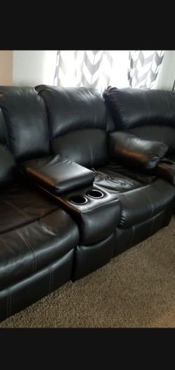 Couch Sectional Recliner for Sale in Vancouver,  WA
