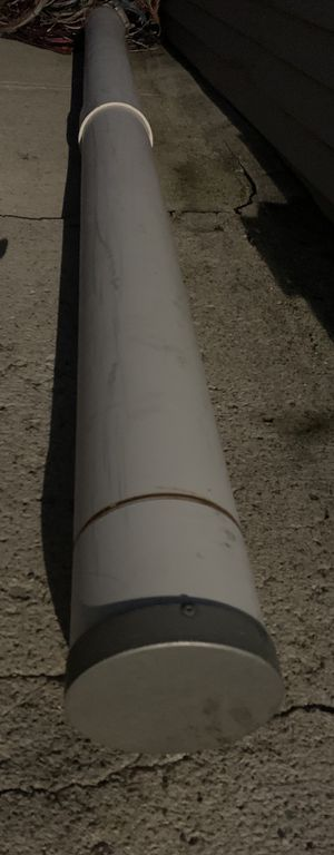 """Pipe for ladder rack 6""""x 10' for Sale in Chicago, IL"""