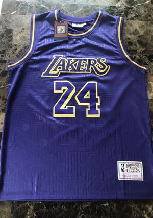Los Angeles Lakers 24 for Sale in Moreno Valley, CA