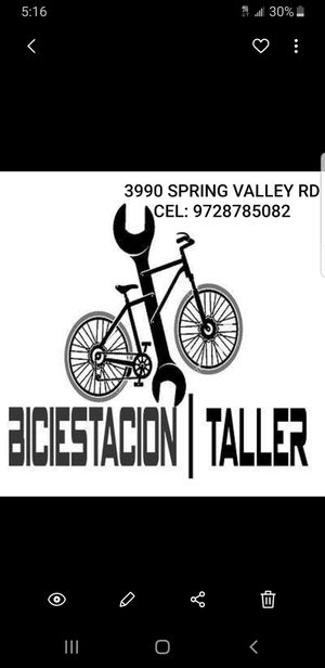BIKE SALE AND RE PAIR for Sale in Addison, TX