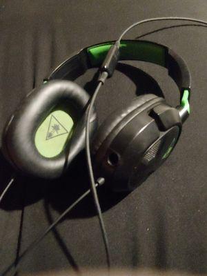 Turtle beach headphones with mic for Sale in Haynesville, LA