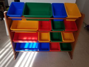 Toys organizers for Sale in Hollywood, FL