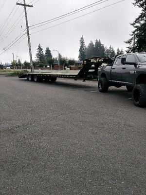 Hauling Transport Local on weekends service trailer for Sale in Montesano, WA