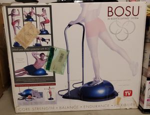 BOSU 3D Body Sculpting System for Sale in GRANT VLKRIA, FL