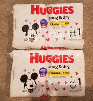 Huggies pampers for Sale in Franklin Park, IL