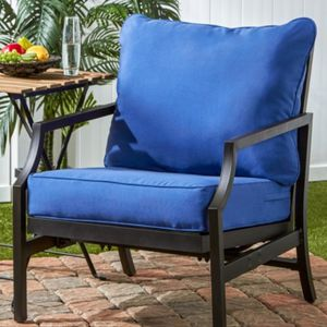 New Royal Blue Seat Cushion Set for Sale in Manchester, PA
