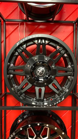 New XF Off Road rims for Sale in Orlando, FL