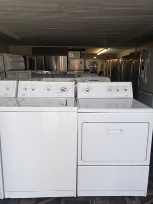 Kenmore heavy duty washer and dryer set for Sale in Tampa, FL