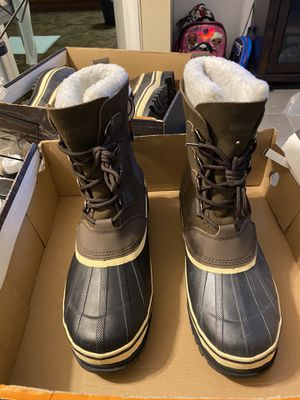 Northside Men's Back Country rain /Snow Boot Botas para la nieve Only size 8- 9 - 10 for Sale in West Puente Valley, CA