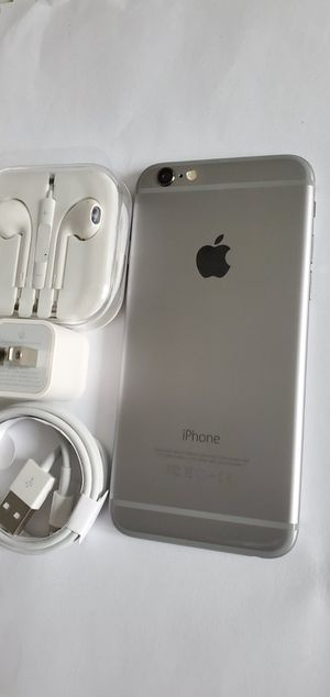 """iPhone 6, """"Factory Unlocked & iCloud Unlocked.. Excellent Condition, Like a New... for Sale in Springfield, VA"""