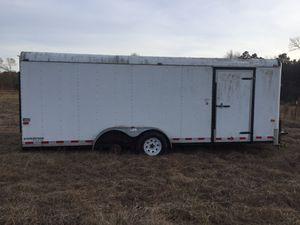 Cargo Craft Expedition 7x16ft trailer for Sale in Hattiesburg, MS