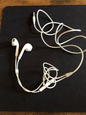 Apple Headphones with Headphone plug for Sale in East Petersburg, PA