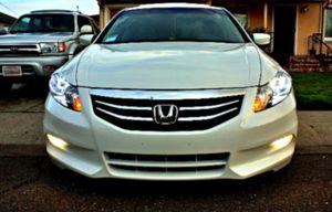 White'08 Honda Accord for Sale in Boston, MA