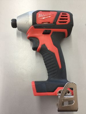 Milwaukee M18 Impact Drill Driver (TOOL ONLY) for Sale in Auburn, WA