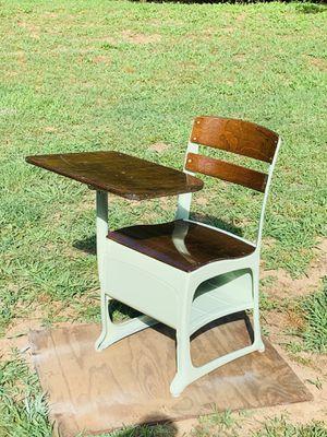 Antique School Desk for Sale in Haskell, OK