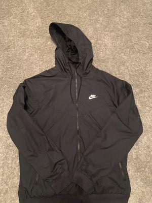 Nike jacket windbreaker hoodie size L NEW for Sale in Pembroke Pines, FL