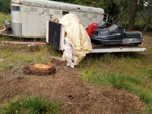Snowmobiles and trailer for Sale in Eatonville, WA