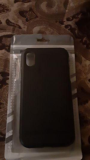 iPhone xr black case for Sale in Anaheim, CA