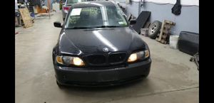 2 parting out 2004 BMW 325 XI PLEASE CALL OR TEXT {contact info removed} for Sale in Cleveland, OH