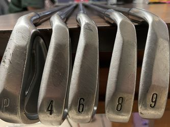 King Cobra Oversize SS Irons for Sale in Tempe,  AZ