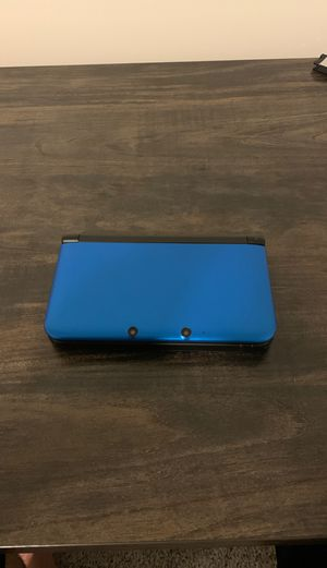 Nintendo 3DS XL Blue for Sale in Plano, TX