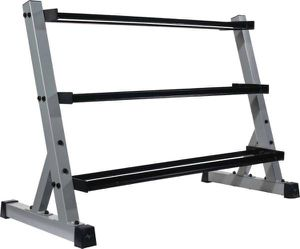 Fitness Gear 5-50 LB Dumbbell Rack for Sale in Orlando, FL