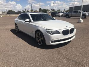 2012 BMW 7 Series for Sale in Glendale, AZ