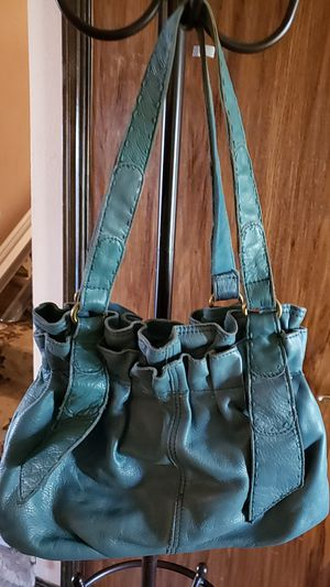 Lucky brand leather purse. Large side pockets on each side. Pockets inside. Very roomy. Never used. Like brand new. for Sale in Vancouver, WA