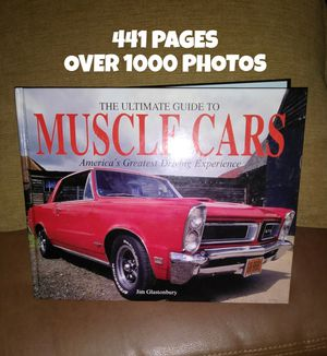 """""""THE ULTIMATE GUIDE TO MUSCLE CARS"""" for Sale in Glendale, AZ"""