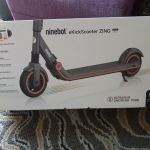 Ninebot Kickscooter Electric Brand New In The Box for Sale in Temecula, CA