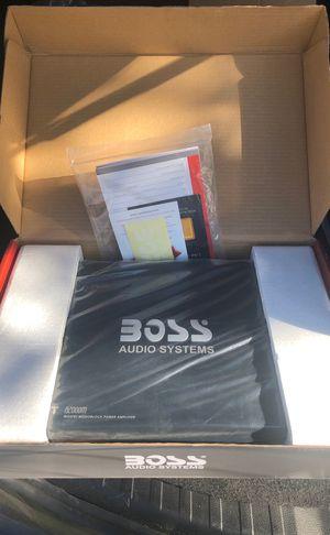 Riot amp amplifier 2000w car audio for Sale in Winter Park, FL