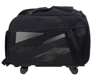New Pet Smart Rolling Cat/Dog Carrier with Wheels; Airline Approved; Foldable; New in Box; Pet Travel Bag for Sale in Arlington, VA