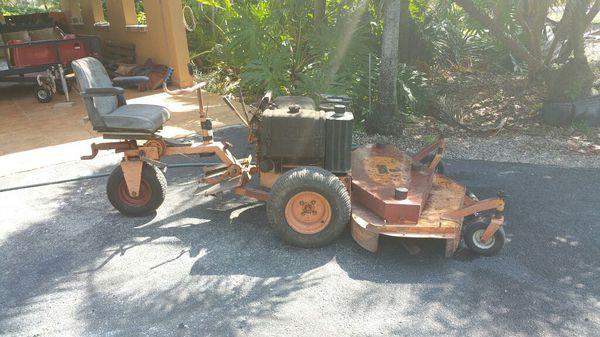 Scag Sm 61 Mower For Sale In Homestead Fl Offerup
