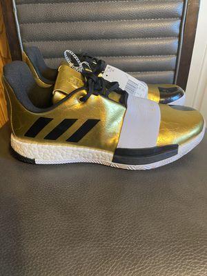 Brand new adidas harden vol 3 size 9.5 no box for Sale in San Antonio, TX