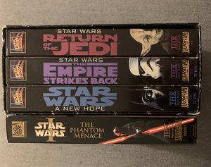 Star Wars VHS videos for Sale in The Bronx, NY