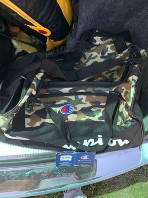 Champion duffle bag for Sale in Oakland, CA