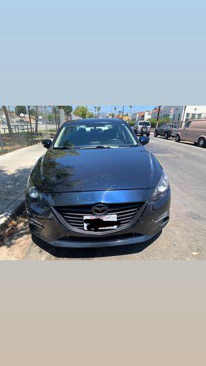 Mazda 3 i sport 2015 for Sale in Los Angeles, CA
