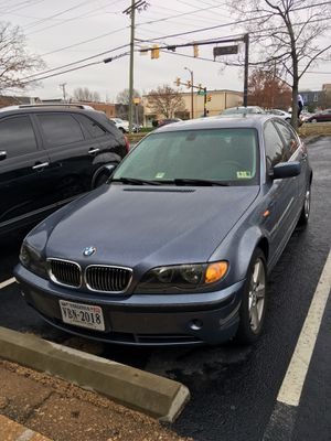 2004 BMW 330xi for sale for Sale in Alexandria, VA