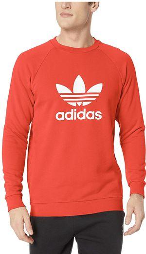 Adidas Men's Original Crew neck sweater for Sale in Seattle, WA