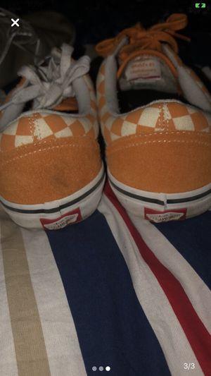 Vans warm cheddar skater shoes for Sale in Altoona, PA