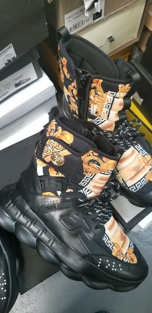 Versace boots for Sale in New York, NY