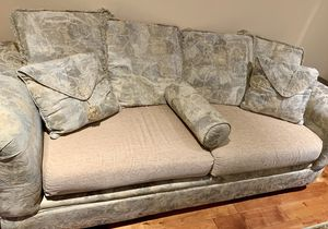 2 piece fabric sofa set for Sale in Kirkland, WA