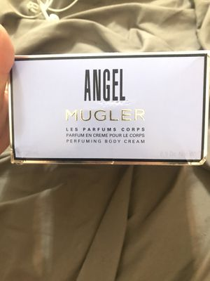 Angel mugler lotion perfume for Sale in Hollywood, FL