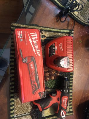 M12 Milwaukee for Sale in San Jose, CA