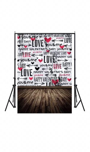 Valentines Backdrop ONLY for Sale in Philadelphia, PA
